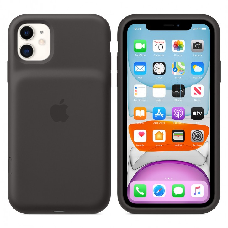 Apple releases Smart Battery Case for the iPhone 11 series