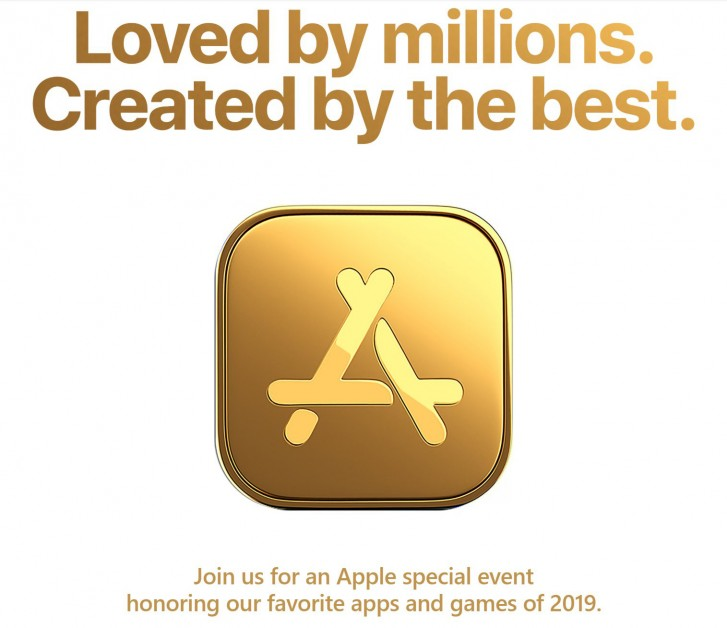 Apple app event announced for December