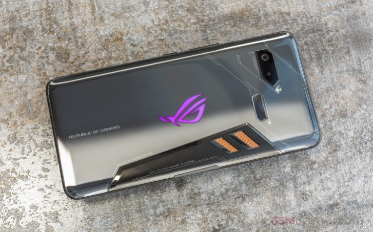 Asus ROG Phone gets Android 9  Pie at last