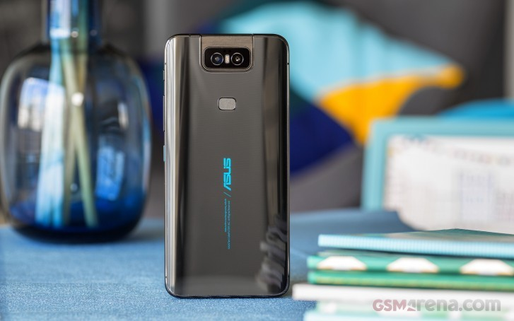 Asus Zenfone 6/6z has started receiving Android 10 update
