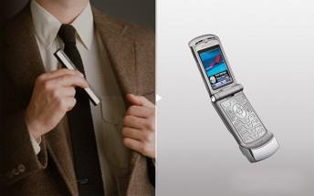 Flashback: Motorola RAZR V3 - the little clamshell that could