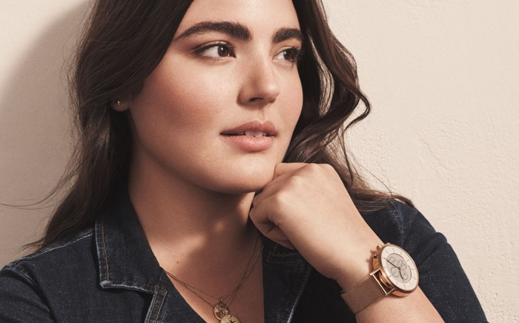 Fossil's Hybrid HR smartwatch brings analog dials and an e-ink display