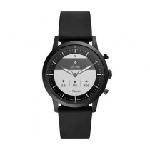 Fossil Hybird HR in Charter Black, Collider Black and Rose Gold