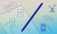 Samsung's Note10 Lite to know the exact location of the S Pen, thanks to BT 5.1