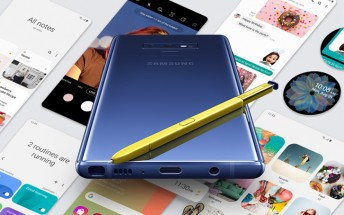 Samsung Galaxy Note9 gets One UI 2 beta (based on Android 10)