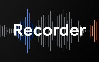 Google to bring Pixel 4 voice Recorder app to older Pixels