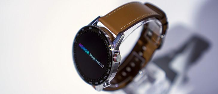 HONOR Magic Watch 2 - Test & Avis - Mon GPS Avis.fr