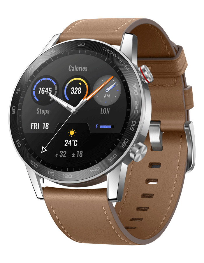 Honor MagicWatch 2: 46mm in Flax Brown