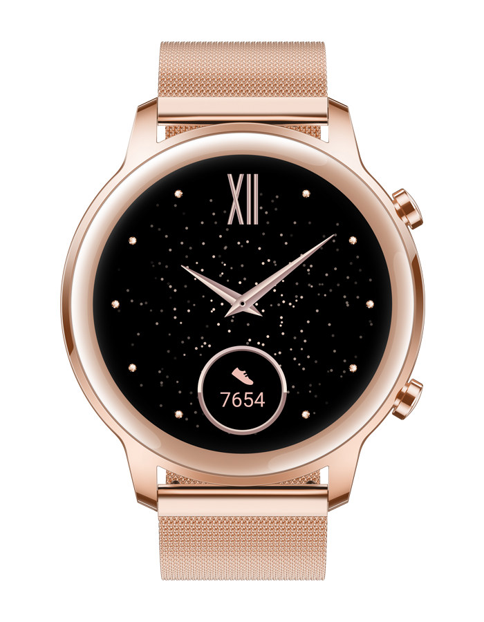 Honor MagicWatch 2: 42mm in Sarkura Gold