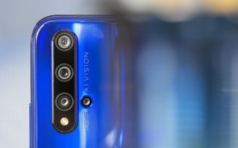 Honor shares camera sample from the V30