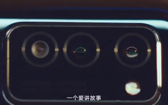 Honor teases V30 in two videos, triple camera confirmed