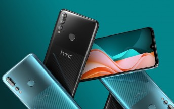 HTC Desire 19s goes official  with triple camera  and $195 price tag