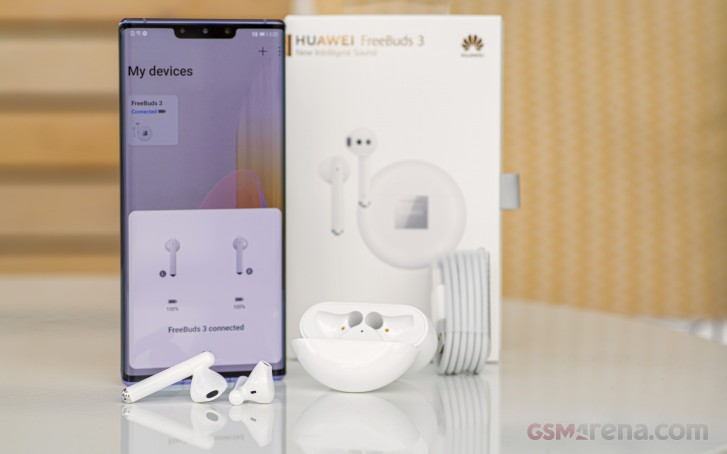 Huawei FreeBuds 3 review