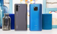 Huawei sells 37 million Mate 20 and P30 units