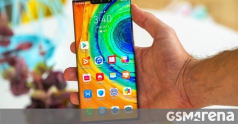 Huawei Mate 30 Pro officially makes its way to Europe, sortof - GSMArena.com news - GSMArena.com