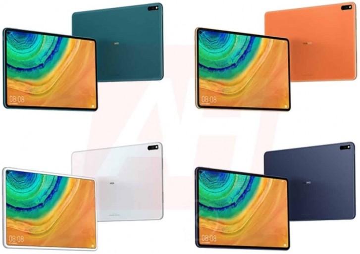 Huawei MatePad Pro passes certification on 3C database