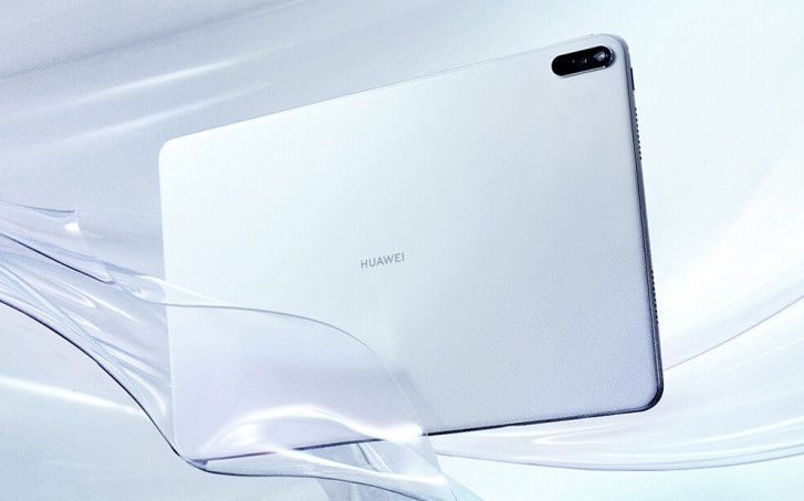 Huawei announces the MatePad Pro, the first tablet with a punch-hole display