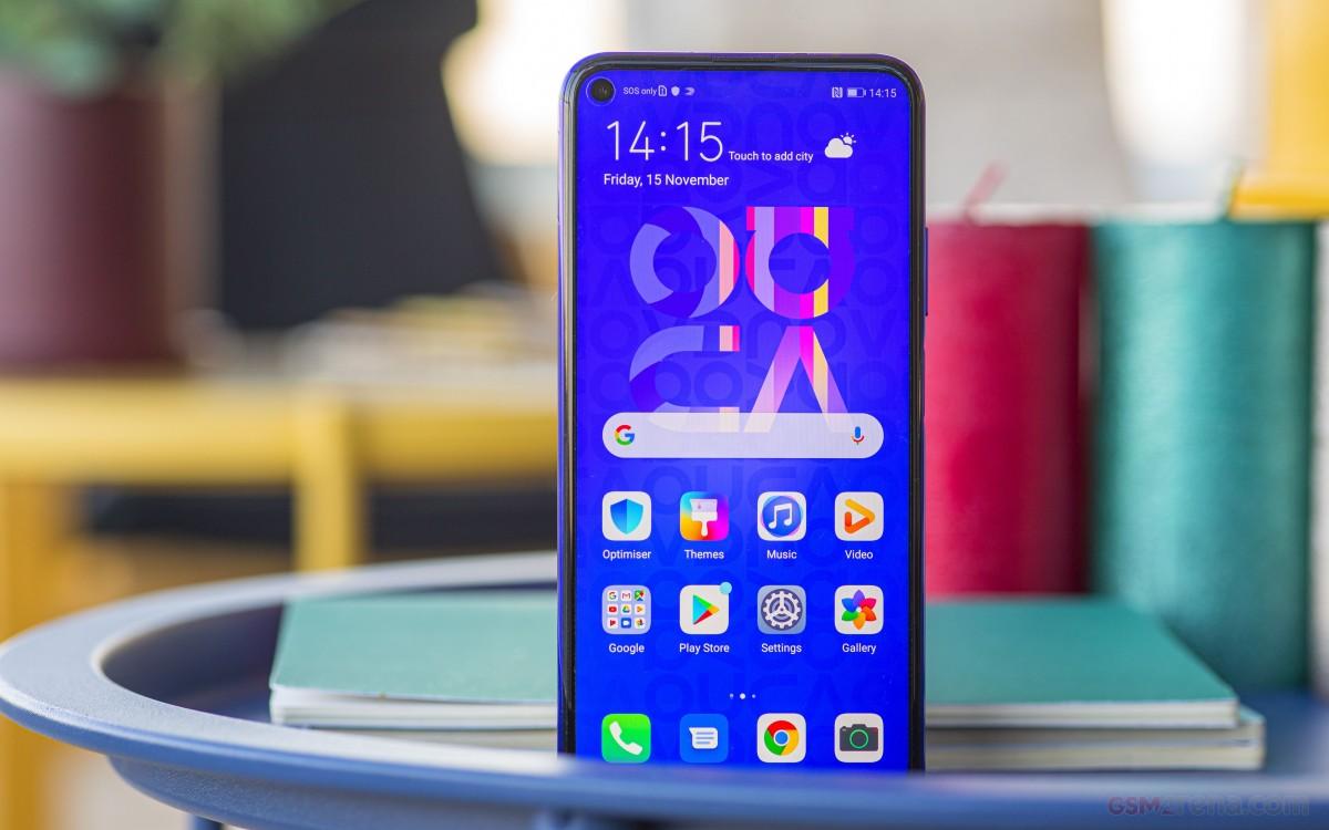Huawei nova 5T in for review - GSMArena com news