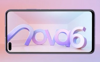 Huawei nova 6 5G passes through Geekbench revealing key specs