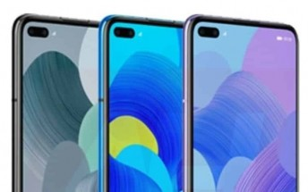Huawei P Smart 2020, nova 6, and MatePad Pro appear in new renders