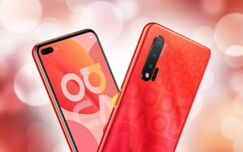 Huawei nova 6 5G will feature a 32MP selfie camera, latest teaser confirms