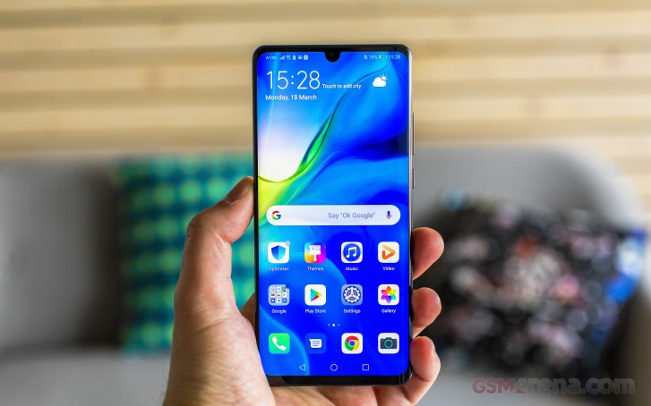 Huawei P30 Pro starts receiving EMUI 10 stable based on Android 10