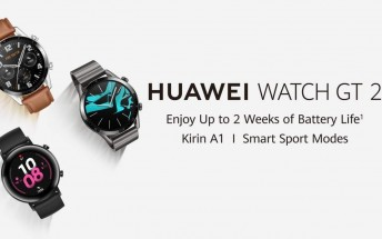 Huawei Watch GT 2 launching in India on December 5