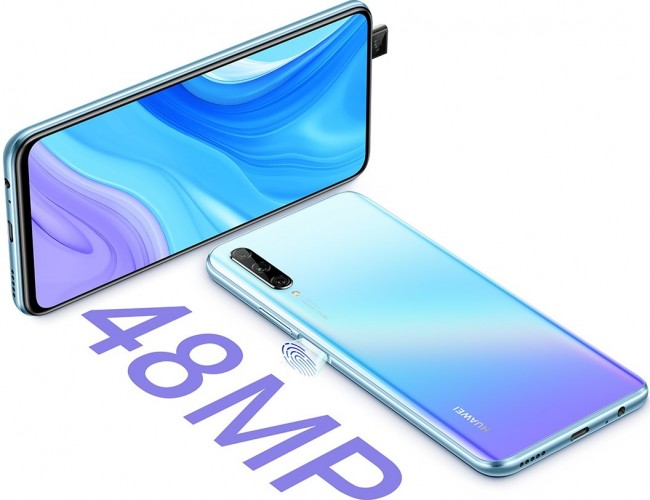 Huawei Y9s goes official with a Kirin 710F SoC, triple cameras, and notch-less display
