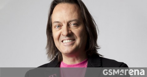 John Legere will step down as T-Mobile's CEO next May - GSMArena.com news - GSMArena.com thumbnail