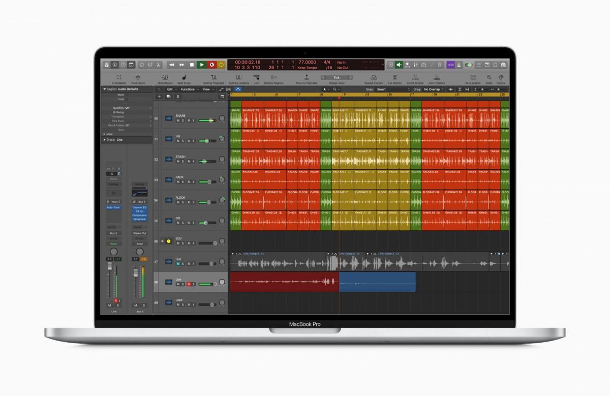 مواصفات أقوى وأكبر MacBook Pro 3