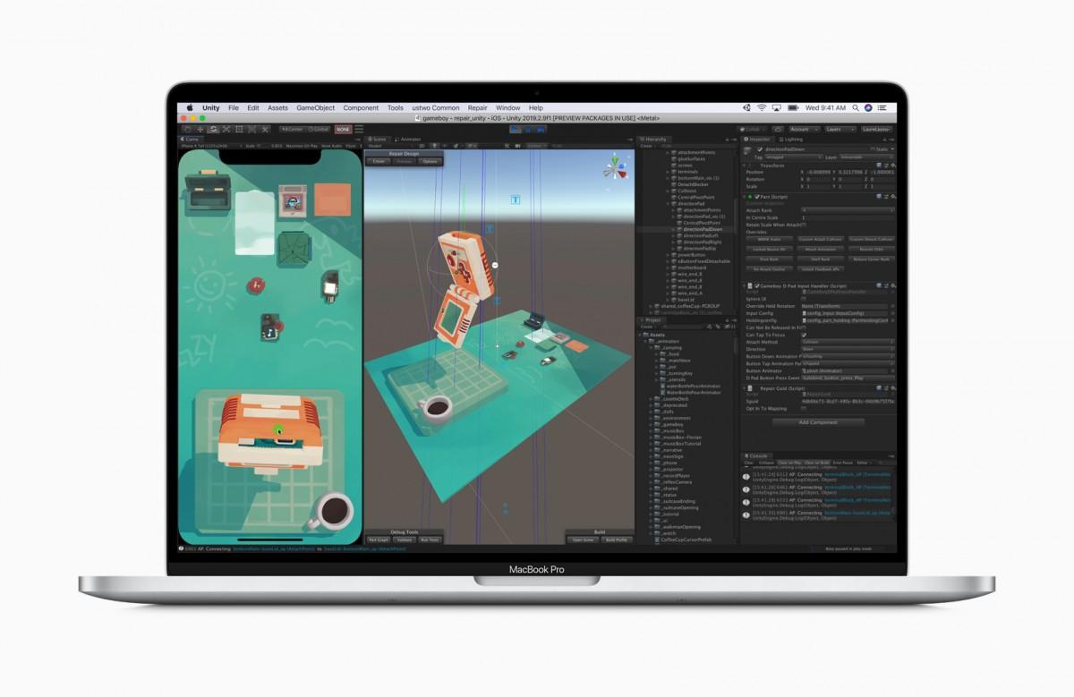 مواصفات أقوى وأكبر MacBook Pro 4