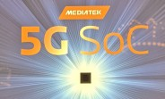 "MediaTek will be announcing ""the 5G chip"" on November 26"