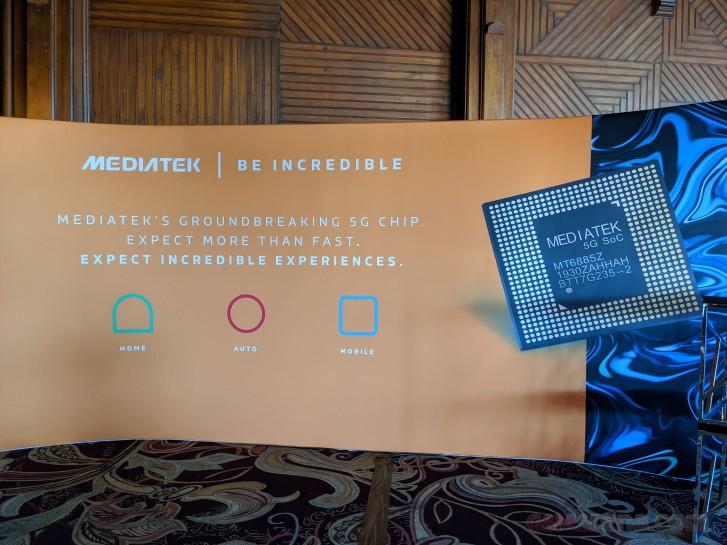 MediaTek and Intel partner up to bring 5G to laptops
