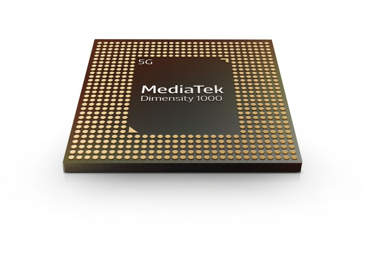 MediaTek Announces New Dimensity 1000 SoC: New Flagship Chipset With 5G Support