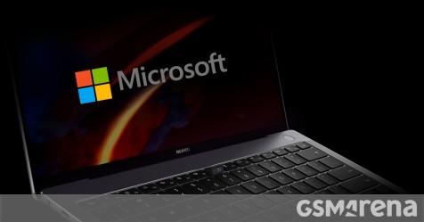 Microsoft granted license to trade software with Huawei - GSMArena.com news - GSMArena.com thumbnail