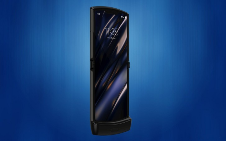 Motorola razr 2019 shows up in more promo shots