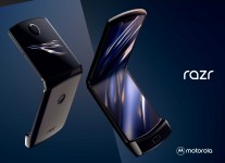 Motorola Razr official images