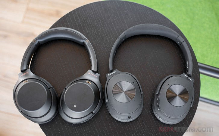 MPOW H12 noise-cancelling wireless headphones review