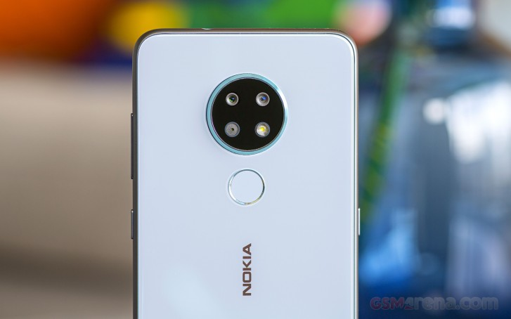 Nokia 6.2 in for review