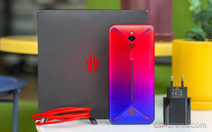 Nubia Red Magic 3s in for review