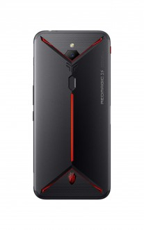 Eclipse Black nubia Red Magic 3s