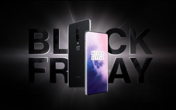 OnePlus Black Friday sales include €130 discount on 7 Pro, free cases