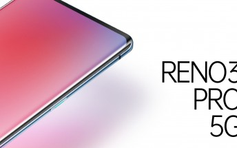 Here's a glimpse of the Oppo Reno3 Pro 5G