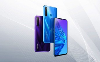 Realme 5 gets Dark Mode and wide-angle video recording with the latest update