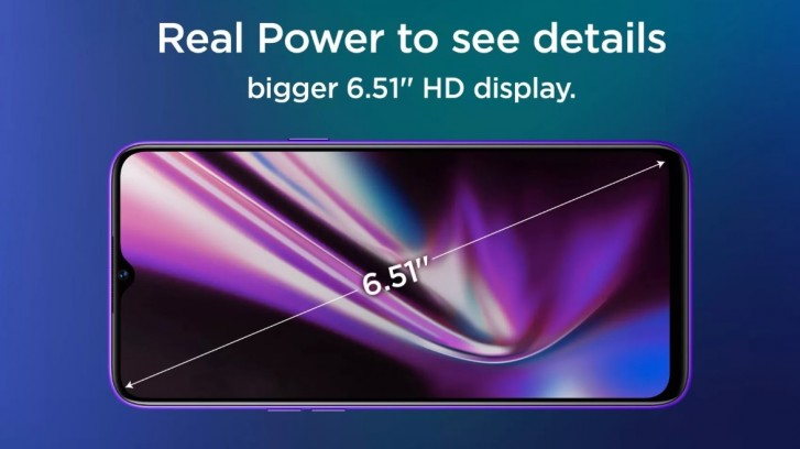Realme 5s display size and resolution confirmed