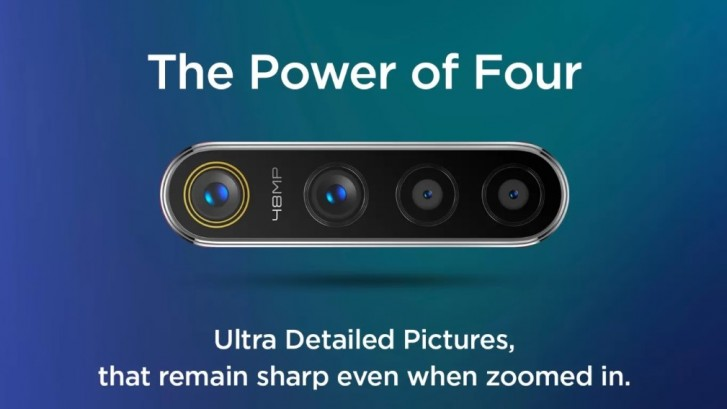 The Realme 5s with a 48MP quad camera comes on November 20th