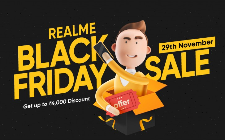 Deals: Realme, Xiaomi and ZTE also have some tempting Black Friday offers