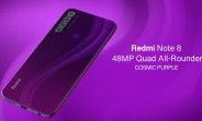 Xiaomi Redmi Note 8 gets a new color in India