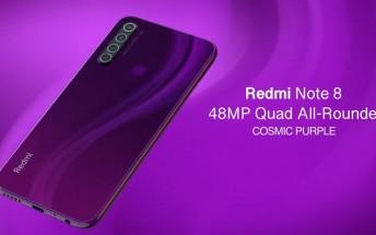 Xiaomi Redmi Note 8 gets a new color in India