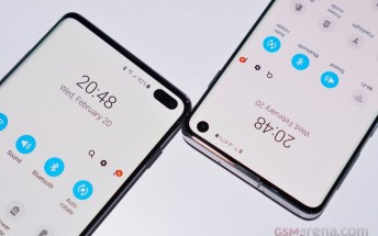 Samsung pushes another Android 10 beta for the Galaxy S10 series